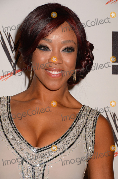 Alicia Fox Photo - 15 August 2013 - Beverly Hills Ca - Alicia Fox WWE  E Entertainments SuperStars For Hope supporting Make-A-Wish at The Beverly Hills Hotel in Beverly Hills Ca Photo Credit BirdieThompsonAdMedia