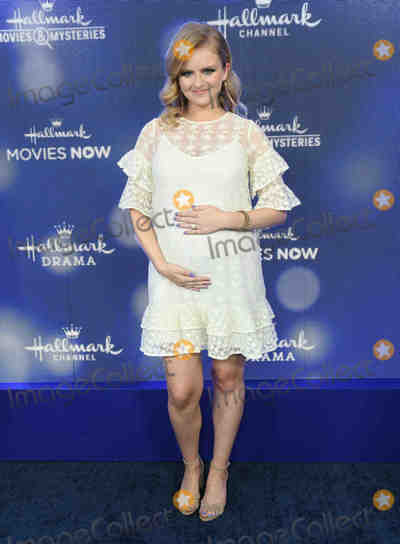 Andrea Brooks Photo - 26 July 2019 - Beverly Hills California - Andrea Brooks Hallmark Channel and Hallmark Movies  Mysteries 2019 Summer TCA held at a Private Residence Photo Credit Birdie ThompsonAdMedia