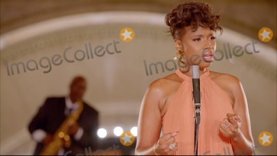 Jennifer Hudson Photo - In this image from the Democratic National Convention video feed American singer and actress Jennifer Hudson performs to close the third night of the convention on Wednesday August 19 2020Credit Democratic National Convention via CNPAdMedia