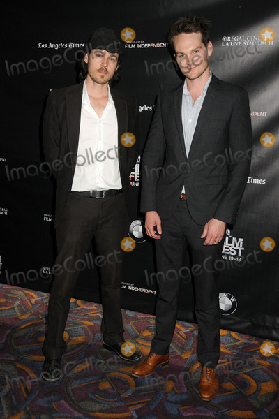 Aaron Nee Photo - 13 June 2015 - Los Angeles California - Aaron Nee Adam Nee LA Film Festival 2015 Premiere of Band Of Robbers held at Regal Cinemas LA Live Photo Credit Byron PurvisAdMedia