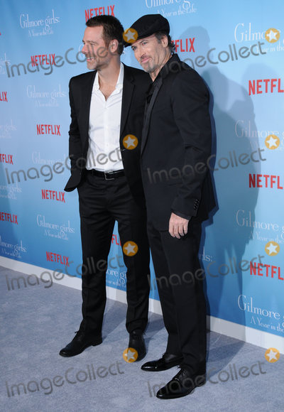 Scott Patterson Photo - 18 November 2016 - Westwood California David Sutcliffe Scott Patterson Premiere Of Netflixs Gilmore Girls A Year In The Life held at the Regency Bruin Theatre Photo Credit Birdie ThompsonAdMedia