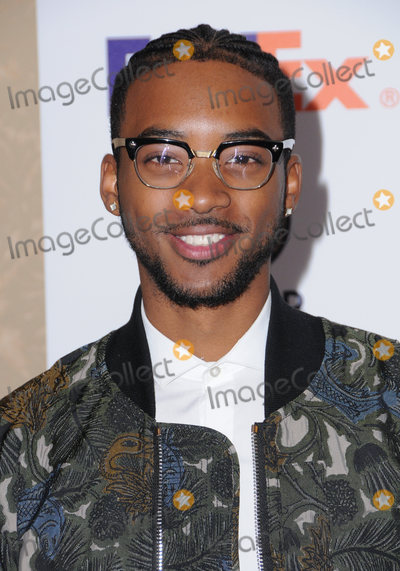 Algee Smith Photo - 16 December  2017 - Beverly Hills California - Algee Smith  The 49th NNACP Image Awards Nominees Luncheon held at The Beverly Hilton Hotel in Beverly Hills Photo Credit Birdie ThompsonAdMedia