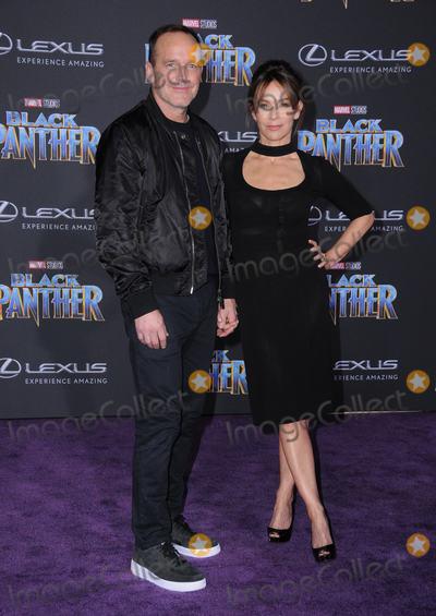 Jennifer Grey Photo - 29 January 2018 - Hollywood California - Clark Gregg Jennifer Grey Marvel Studios Black Panther World Premiere held at Dolby Theater Photo Credit Birdie ThompsonAdMedia