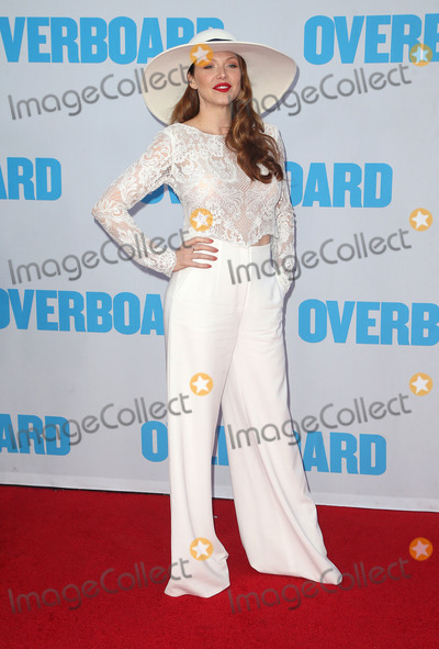 Angie Larocque Photo - 30 April 2018 - Westwood California - Angie Larocque  Overboard Los Angeles Premiere held at Regency Village Theatre Photo Credit F SadouAdMedia
