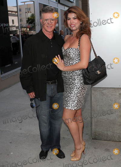 Bill Maher Photo - 13 December 2016 - Burbank California - Alan Thicke beloved TV dad and real-life father of RB and pop superstar Robin Thicke died Tuesday at age 69 of a heart attack while playing hockey with his 19 year-old son Carter Thicke File Photo 14 September 2010 - Hollywood CA - Alan Thicke and wife Tanya Callau Bill Maher Receives Star On The Hollywood Walk Of Fame held On The Hollywood Walk Of Fame Photo Credit Faye SadouAdMedia