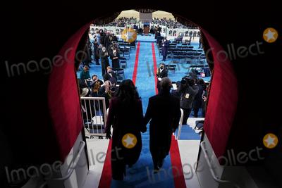 Barack Obama Photo - NYTINAUG-012021 Washington DC- Former President Barack Obama and Michelle Obama arrived The inauguration ceremony of the 46th President of the United States Joe Biden and Vice President Kamala Harris at The Capitol NYTCREDIT Chang W LeeThe New York TimesAdMedia