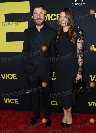 Sibi Blazic Photo - 11 December 2018 - Beverly Hills California - Christian Bale Sibi Blazic Vice Los Angeles Premiere held at Samuel Goldwyn Theater Photo Credit Birdie ThompsonAdMedia