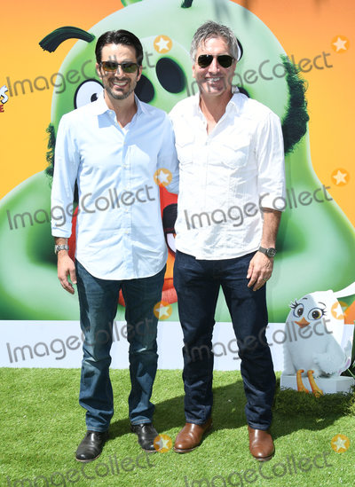 Angry Bird Photo - 10 August 2019 - Westwood California - David Maisel Jonathan Stewart Sonys The Angry Birds Movie 2 Los Angeles Premiere held at Regency Village Theater Photo Credit Birdie ThompsonAdMedia