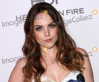 Elizabeth Gillies Photo - 27 January 2017 - Los Angeles California - Elizabeth Gillies Harpers Bazaar Celebrates 150 Most Fashionable Women held at the Sunset Tower Hotel Photo Credit AdMedia