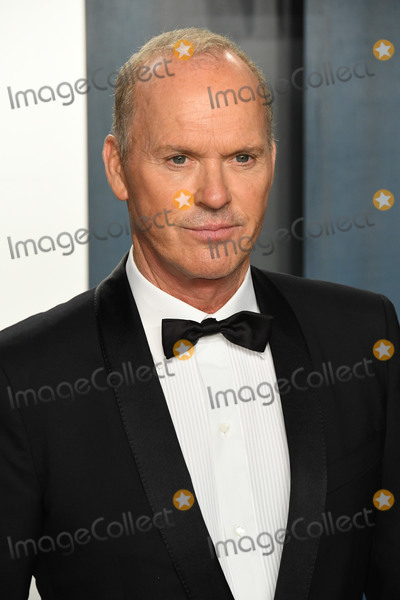 Michael Bubl Photo - 09 February 2020 - Los Angeles California - Michael Keaton 2020 Vanity Fair Oscar Party following the 92nd Academy Awards held at the Wallis Annenberg Center for the Performing Arts Photo Credit Birdie ThompsonAdMedia