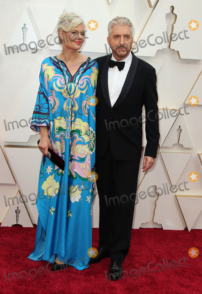 Eva Herzigov Photo - 09 February 2020 - Hollywood California - Eva Maywald Anthony McCarten 92nd Annual Academy Awards presented by the Academy of Motion Picture Arts and Sciences held at Hollywood  Highland Center Photo Credit AdMedia