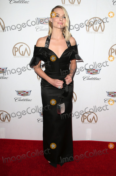 Margot Robbie Photo - 20 January 2018 - Beverly Hills California - Margot Robbie 29th Annual Producers Guild Awards held at the Beverly Hilton Hotel Photo Credit F SadouAdMedia