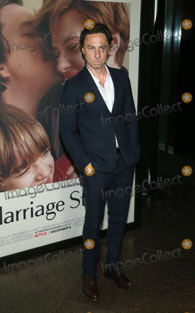 Zach Braff Photo - 5 November 2019 - Los Angeles California - Zach Braff Premiere Of Netflixs Marriage Story held at DGA Theater Photo Credit FSAdMedia