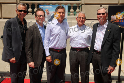 Ron Meyer Photo - 23 June 2015 - Universal City California - Mark Woodbury Larry Kurzweil Steve Burke Ron Meyer Tom Williams Fast  Furious - Supercharged Thrill Ride Launch Event held at Universal Studios Photo Credit Byron PurvisAdMedia