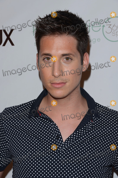Anthony Pazos Photo - 24 July 2014 - Beverly Hills California - Anthony Pazos Arrivals for the Genlux Magazine Issue Release Party held at the Luxe Rodeo Drive Hotel in Beverly Hills Ca Photo Credit Birdie ThompsonAdMedia