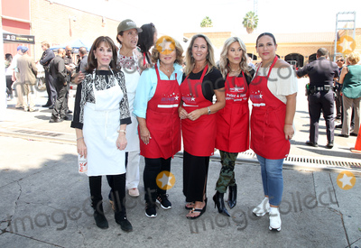 Ann Marie Photo - 06 September 2018-  Hollywood California - Kate Linder Amy Aquino Anglica Mara Erin Murphy Ellen K Angelica Vale Anne-Marie Johnson Hollywood Chamber Of Commerces 24th Annual Police and Firefighter appreciation Day held at LAPD Hollywood Division Photo Credit Faye SadouAdMedia
