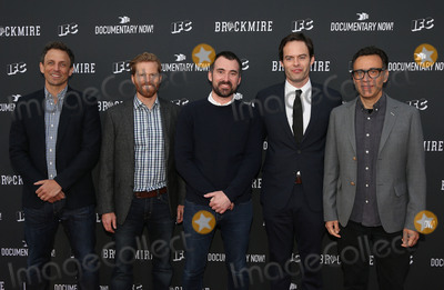 Alex Buono Photo - 31 May 2017 - North Hollywood California - Seth Meyers Alex Buono Rhys Thomas Bill Hader Fred Armisen FYC Event For IFCs Brockmire And Documentary Now held at Saban Media Center at the Television Academy Photo Credit F SadouAdMedia