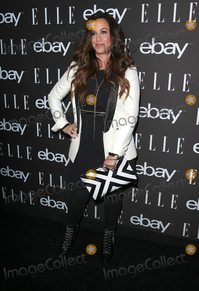 Alanis Morisette Photo - 20 May 2015 - Hollywood California - Alanis Morisette 6th Annual ELLE Women In Music Celebration presented by eBay held at Boulevard 3 Photo Credit F SadouAdMedia