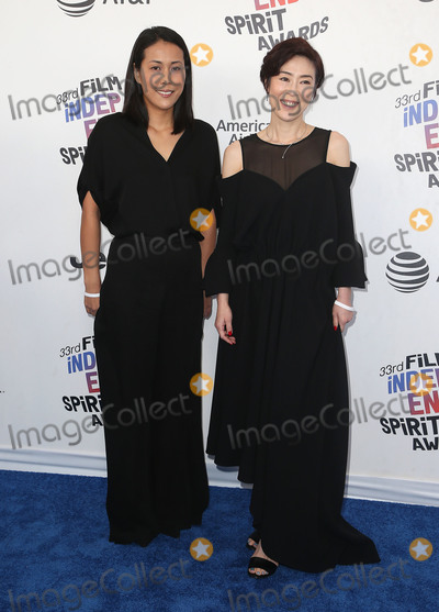 Atsuko Hirayanagi Photo - 03 March 2018 - Santa Monica California - Atsuko Hirayanagi Shinobu Terajima 33rd Annual Film Independent Spirit Awards held at the Santa Monica Pier Photo Credit F SadouAdMedia