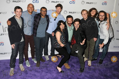 Andy Daly Photo - 7 March 2015 - Hollywood California - Andy Greenwald Keegan-Michael Key Jordan Peele Anders Holm Abbi Jacobson Nick Kroll Adam DeVine Andy Daly Blake Anderson Kyle Newacheck PaleyFest 2015 - Salute To Comedy Central held at the Dolby Theatre Photo Credit Byron PurvisAdMedia