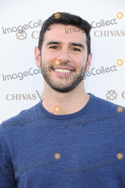 Adam Braun Photo - 13 July 2017 - Los Angeles California - Adam Braun Chivas Regal The Final Pitch held at the LADC Studios in Los Angeles Photo Credit Birdie ThompsonAdMedia