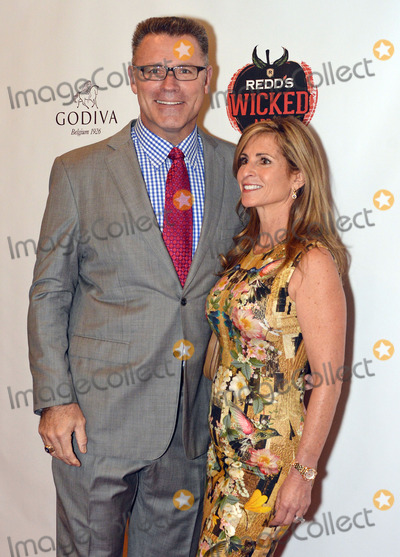 Howie Long Photo - 29 January 2015 - Phoenix Arizona - Howie Long Diane Addonizio Friars Club Roast Terry Bradshaw at ESPN Super Bowl Roast  held at the Arizona Biltmore Hotel Photo Credit Keith SparbanieAdMedia