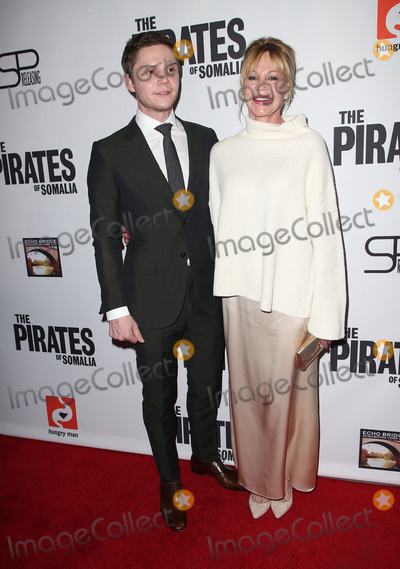 Melanie Griffiths Photo - 06 December 2017 - Hollywood California - Evan Peters Melanie Griffith The Pirates Of Somalia Los Angeles Premiere held at TCL Chinese 6 Theatres Photo Credit F SadouAdMedia