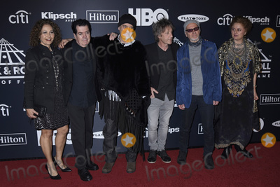 The Cure Photo - 29 March 2019 - Brooklyn New York - The Cure and guests at the Rock  Roll Hall of Fame Induction Ceremony arrivals at the Barclays Center Photo Credit LJ FotosAdMedia