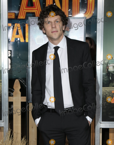 Jesse Eisenberg Photo - 10 October 2019 - Westwood California -Jesse Eisenberg Premiere Of Sony Pictures Zombieland Double Tap held at Regency Village Theatre Photo Credit PMAAdMedia