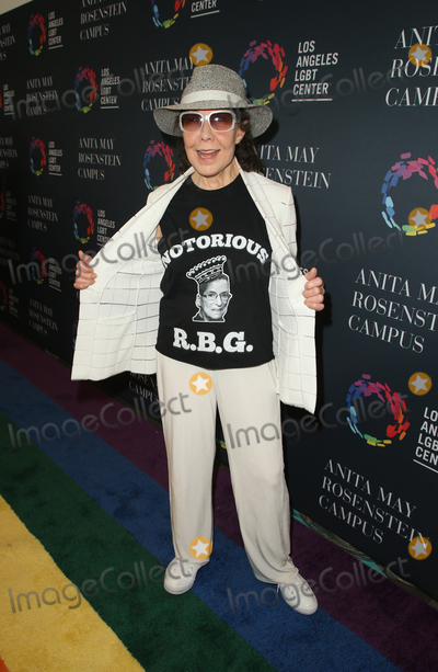 Lily Tomlin Photo - 7 April 2019 - Los Angeles California - Lily Tomlin Grand Opening Of The Los Angeles LGBT Centers Anita May Rosenstein Campus  held at Anita May Rosenstein Campus Photo Credit Faye SadouAdMedia