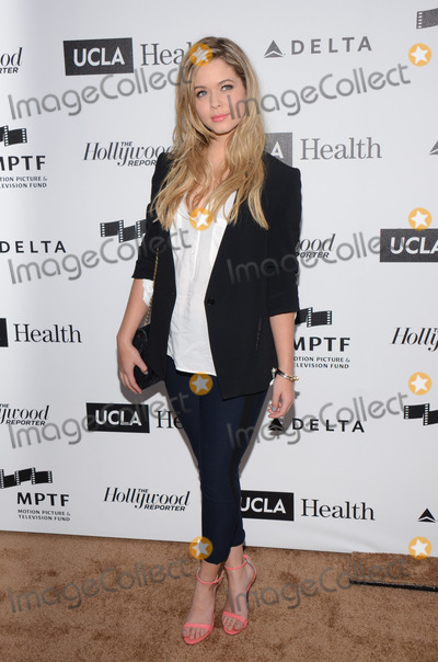 Alison DiLaurentis Photo - 5 April 2014 - Los Angeles California - Alison DiLaurentis 2014 The 3rd Annual Reel Stories Real Lives Benefiting The Motion Picture  Television Fund held at Milk Studios Photo Credit Tonya WiseAdMedia