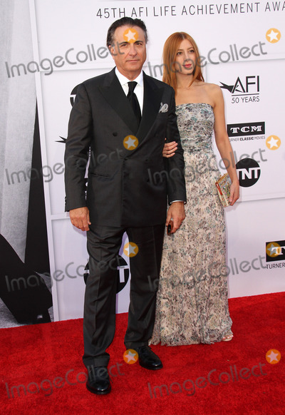 Andy Garcia Photo - 8 June 2017 - Los Angeles California - Andy Garcia and Daniella Garcia-Lorido 2017 AFI Life Achievement Award Gala Honoring Diane Keaton held at the Dolby Theatre in Hollywood Photo Credit AdMedia