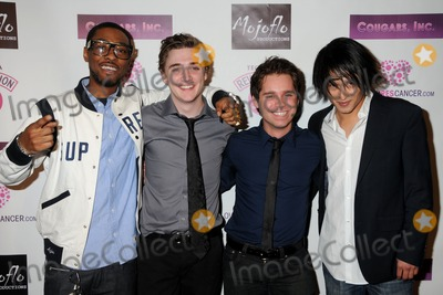 Kyle Gallner Photo - 31 March 2011 - Hollywood California - Christian Murphy Kyle Gallner Ryan Pinkston and Cary Alexander Cougars Inc Los Angeles Premiere held at the Egyptian Theater Photo Byron PurvisAdMedia