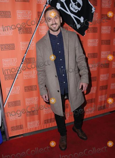 Adam McArthur Photo - 25 January 2018 - Pasadena California - Adam McArthur Pirates of Penzance Opening Night  held at Pasadena Playhouse Photo Credit Birdie ThompsonAdMedia