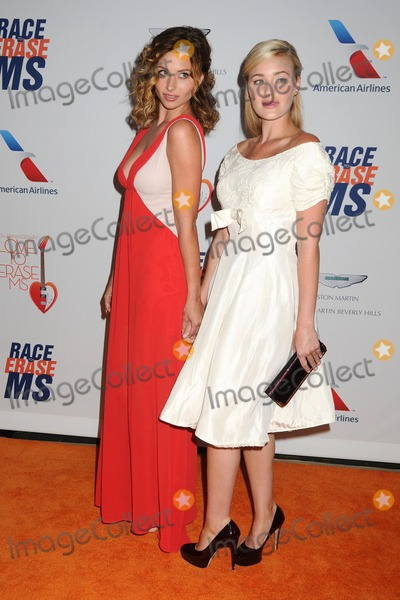 Alyson Michalka Photo - 3 May 2013 - Century City California - Aly Michalka Alyson Michalka AJ Michalka Amanda Michalka 20th Annual Race To Erase MS Gala held at the Hyatt Regency Century Plaza Hotel Photo Credit Byron PurvisAdMedia