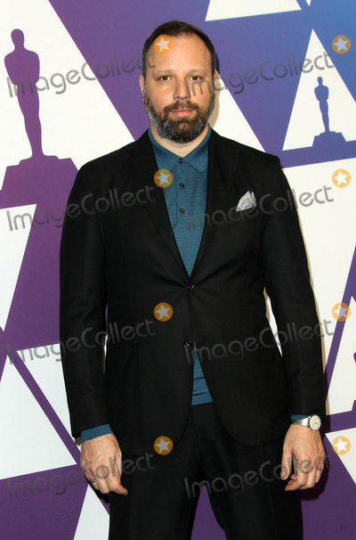 Yorgos Lanthimos Photo - 04 February 2019 - Los Angeles California - Yorgos Lanthimos 91st Oscars Nominees Luncheon held at the Beverly Hilton in Beverly Hills Photo Credit AdMedia