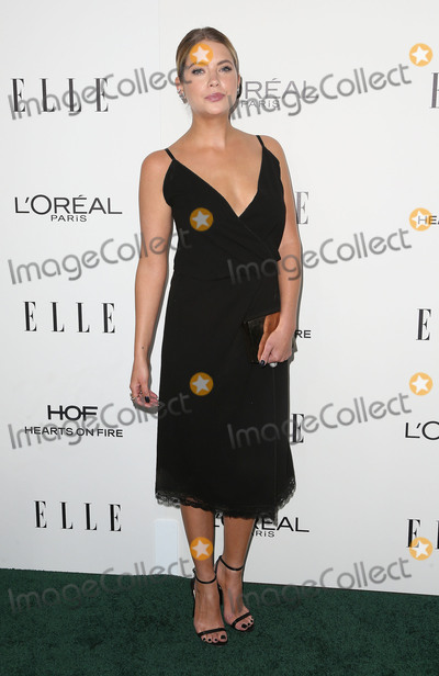 Ashley Benson Photo - 24 October 2016 - Beverly Hills California - Ashley Benson 23rd Annual ELLE Women In Hollywood Awards held at the Four Seasons Hotel Beverly Hills Photo Credit F SadouAdMedia