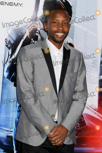 K C Photo - 10 February 2014 - Hollywood California - KC Collins Robocop Los Angeles Premiere held at the TCL Chinese Theatre Photo Credit Byron PurvisAdMedia