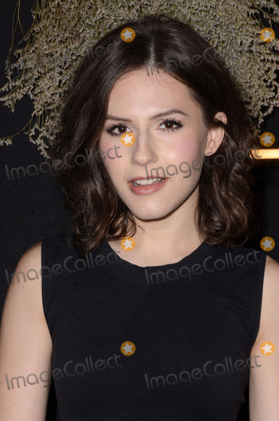 Erin Sanders Photo - 16 October  2015 - Hollywood California - Erin Sanders Arrivals for the opening night of 4th Annual The Alone Experience held at a warehouse Photo Credit Birdie ThompsonAdMedia