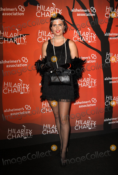 Amber Hodgkiss Photo - 15 October 2016 - Beverly Hills California - Amber Hodgkiss Fifth Annual Hilarity For Charity Variety Show held at The Hollywood Palladium in Hollywood Photo Credit AdMedia