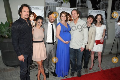 Rob Benedict Photo - 14 July 2011 - Culver City California - Kim Coates Sara Kapner Rob Benedict Jenna Fischer Michael J Weithorn Daniel Yelsky and Lesley Ann Warren A Little Help Los Angeles Premiere held at Sony Pictures Studios Photo Credit Byron PurvisAdMedia