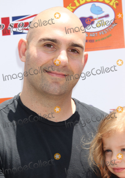 Ahmet Zappa Photo - 02 June 2013 - Beverly Hills California - Ahmet Zappa 7th annual Kidstock Music and Art Festiva held at the Greystone Mansion Photo Credit Russ ElliotAdMedia
