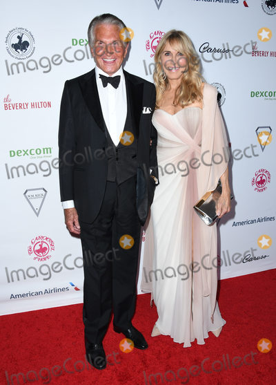 Alana Stewart Photo - 06 October 2018 - Beverly Hills California - George Hamilton Alana Stewart 2018 Carousel of Hope held at Beverly Hilton Hotel Photo Credit Birdie ThompsonAdMedia
