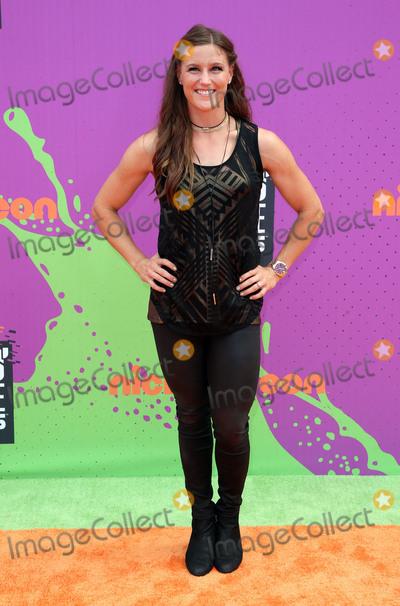 Alise Post Photo - 13 July 2017 - Los Angeles California - Alise Post Nickelodeon Kids Choice Sports Awards 2017 held at Pauley Pavilion Photo Credit F SadouAdMedia