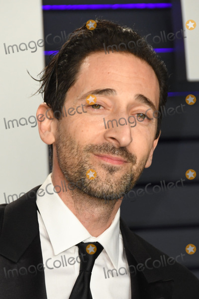 Adrien Brody Photo - 24 February 2019 - Los Angeles California - Adrien Brody 2019 Vanity Fair Oscar Party following the 91st Academy Awards held at the Wallis Annenberg Center for the Performing Arts Photo Credit Birdie ThompsonAdMedia