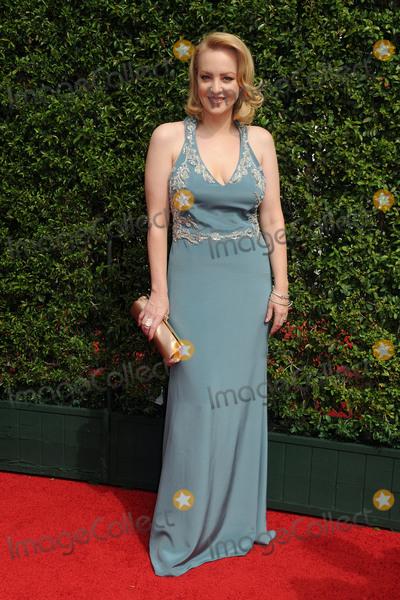 Wendi McLendon-Covey Photo - 12 September 2015 - Los Angeles California - Wendi McLendon-Covey 2015 Creative Arts Emmy Awards - Arrivals held at the Microsoft Theatre Photo Credit Byron PurvisAdMedia