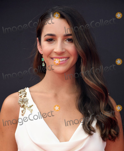 Aly Raisman Photo - 18 July 2018 - Los Angeles California - Aly Raisman The 2018 ESPYS held at the Microsoft Theater Photo Credit Birdie ThompsonAdMedia