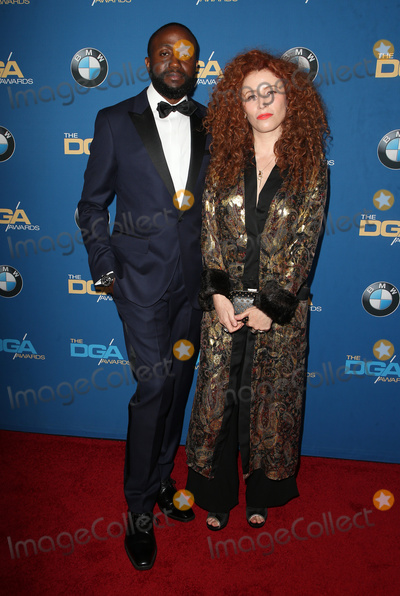 Alma Harel Photo - 03 February 2018 - Beverly Hills California - Alma Harel and guest 70th Annual Directors Guild Of America Awards held at the Beverly Hilton Photo Credit F SadouAdMedia