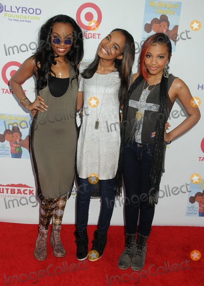 McClain Sisters Photo - 12 August 2012 - Culver City California - Sierra McClain Lauryn McClain China McLain The McClain Sisters 3rd Annual My Brother Charlie Family Fun Festival held at Culver Studios Photo Credit Byron PurvisAdMedia