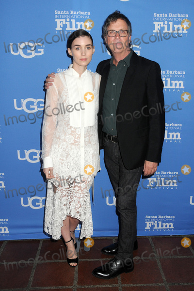 Todd Haynes Photo - 12 February 2016 - Santa Barbara California - Rooney Mara Todd Haynes 31st Annual Santa Barbara International Film Festival - Cinema Vanguard Award Presented to Rooney Mara held at the Arlington Theater Photo Credit Byron PurvisAdMedia